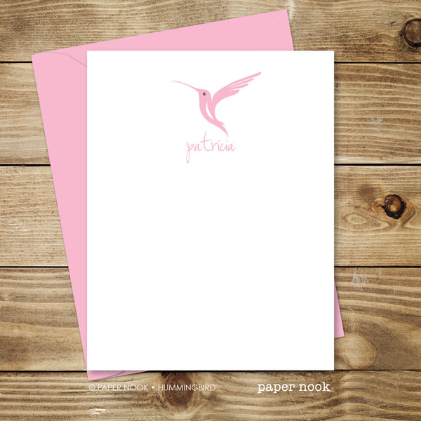 Hummingbird Note Cards