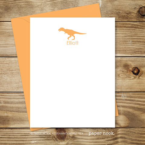 Dinosaur Note Cards