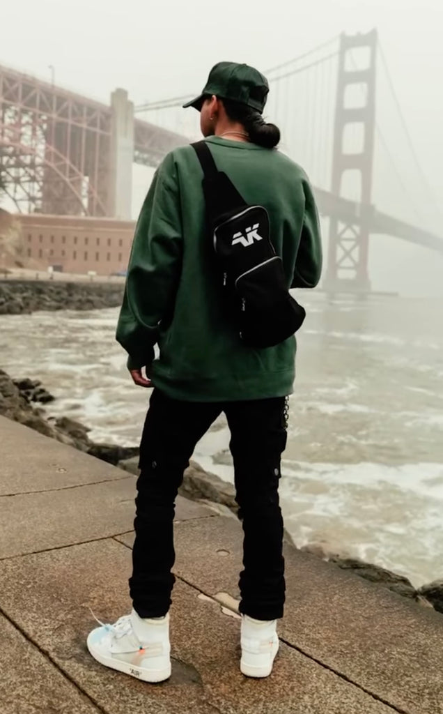 Hands-Free with the AK Crossbody