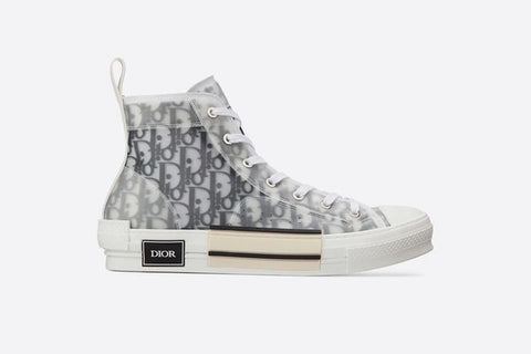 Dior B23 High-cut Sneakers