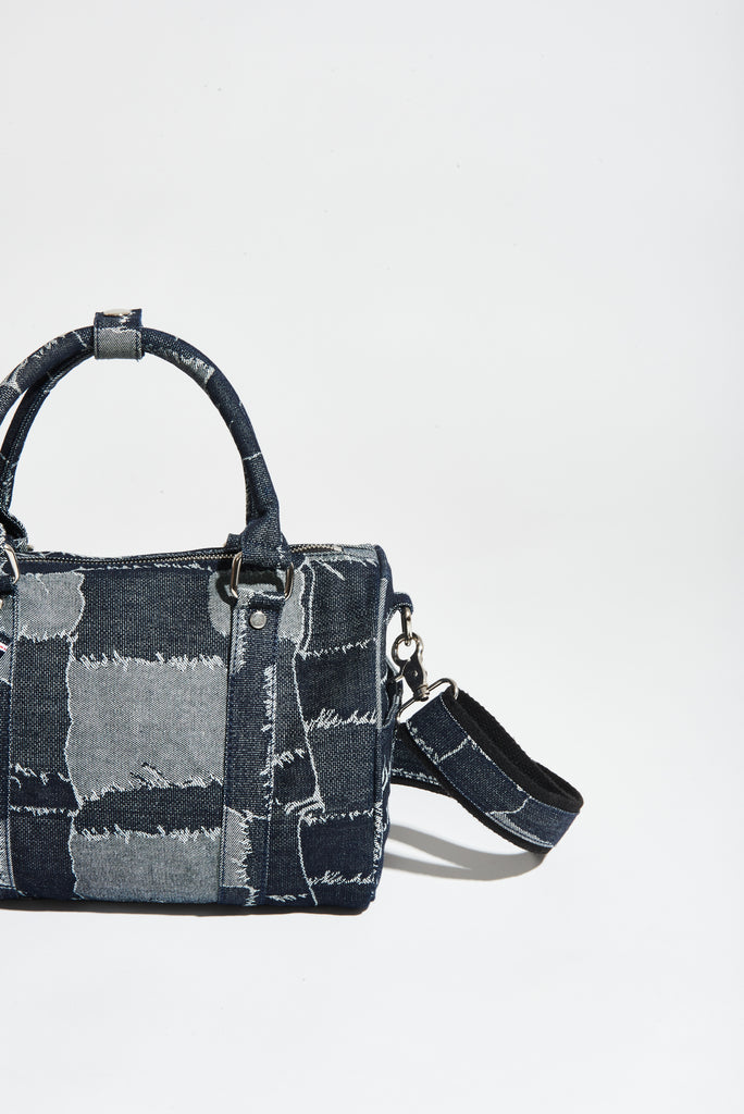 PATCHWORK NANO DUFFLE BAG - AKINGS
