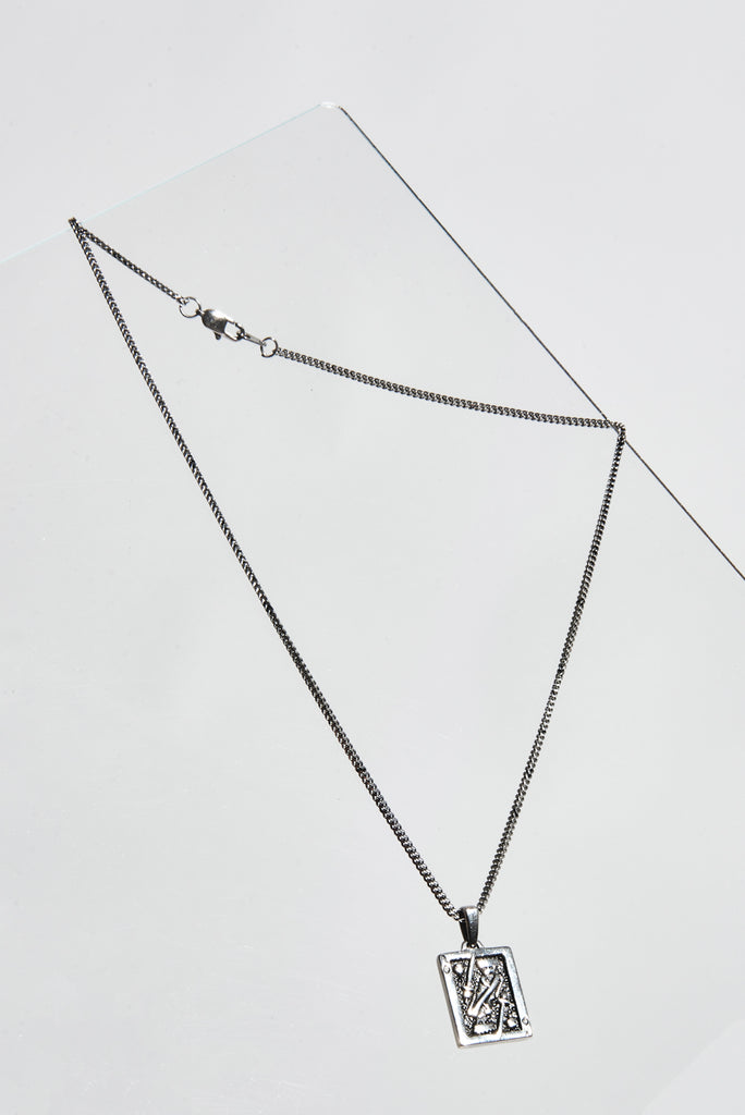CARD NECKLACE - AKINGS