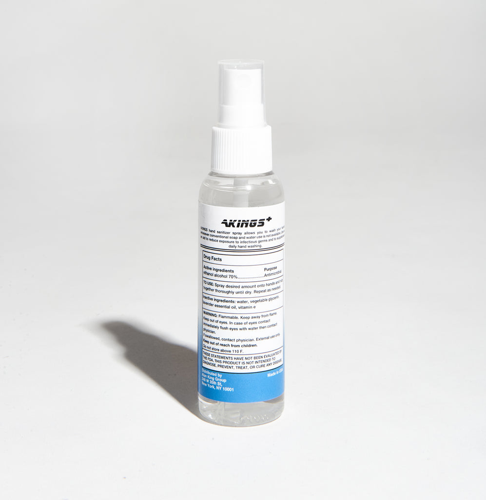 2 OZ HAND SANITIZER SPRAY