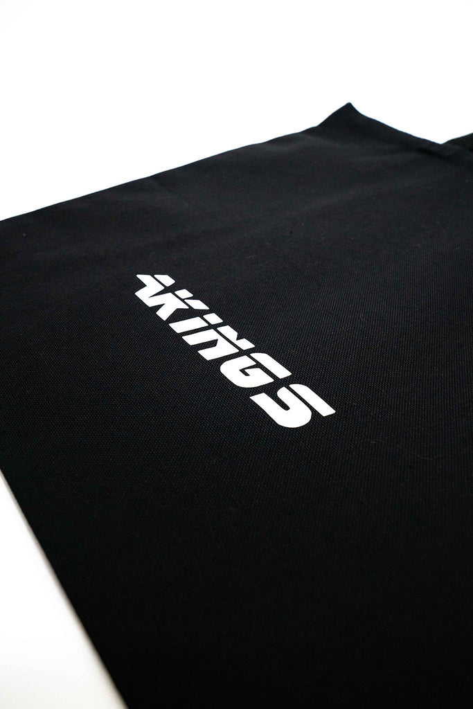 AKINGS LOGO TOTE BAG