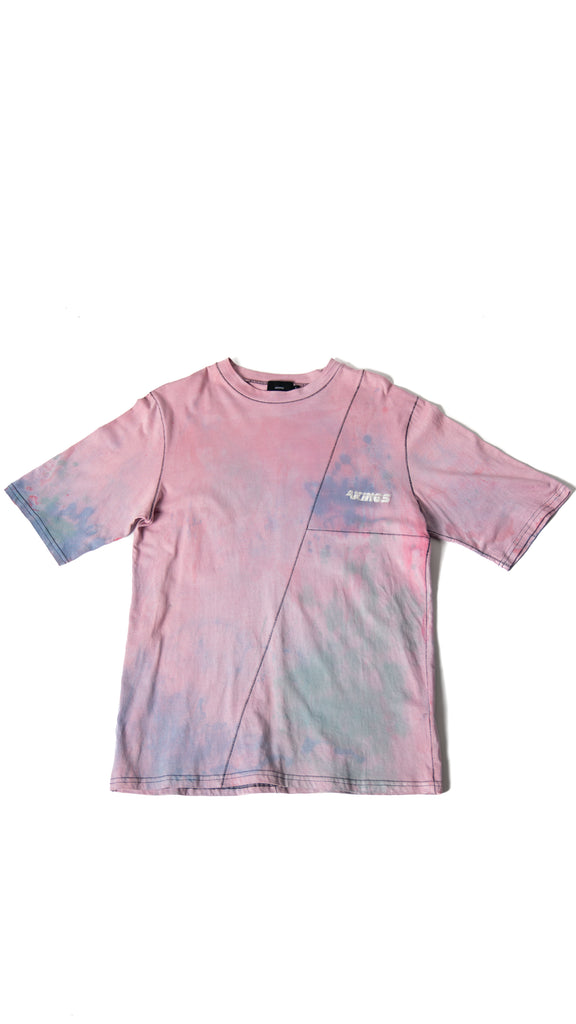 COTTON CANDY TEE FRONT