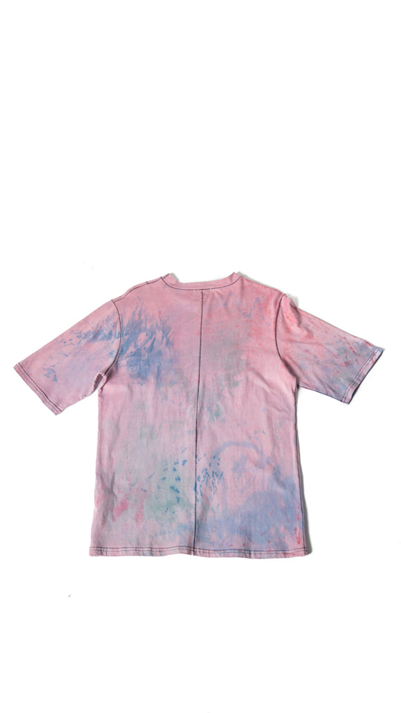 COTTON CANDY TEE BACK