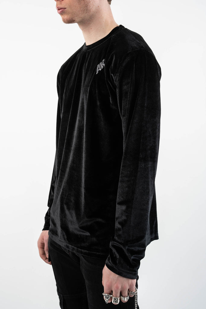 AK VELOUR CROSBY LONG SLEEVE - AKINGS