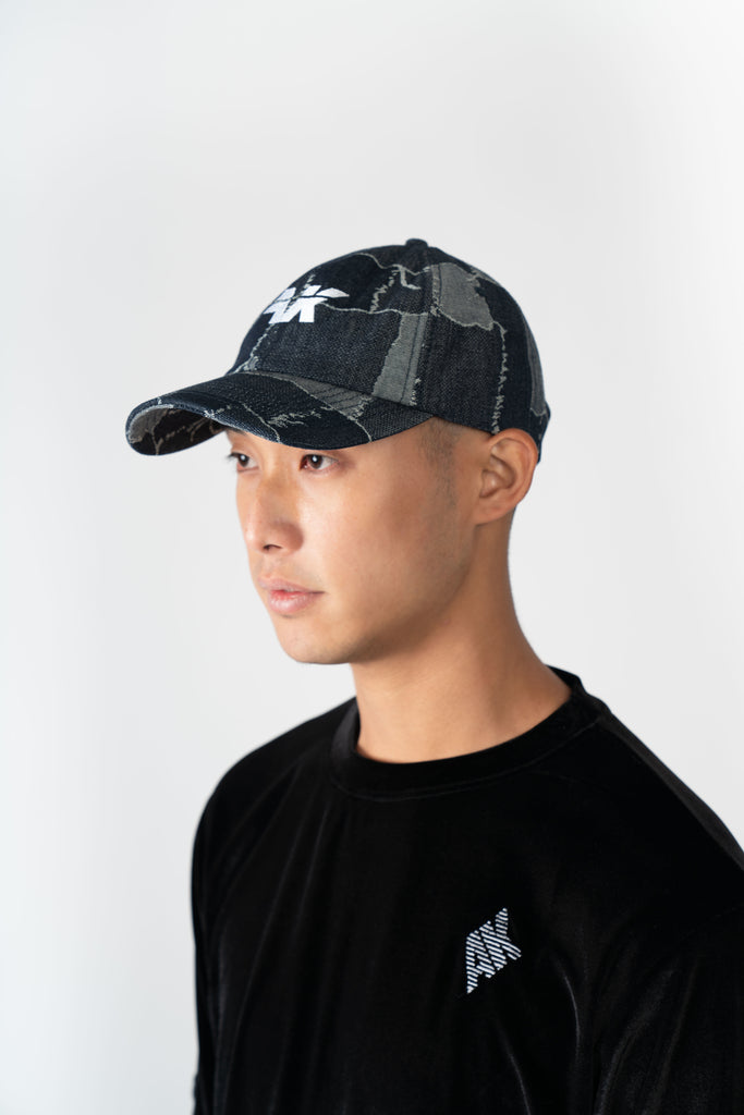 AK PATCHWORK DAD HAT - AKINGS