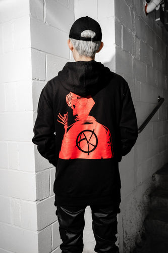 WEDNESDAY ANARCHY HOODIE