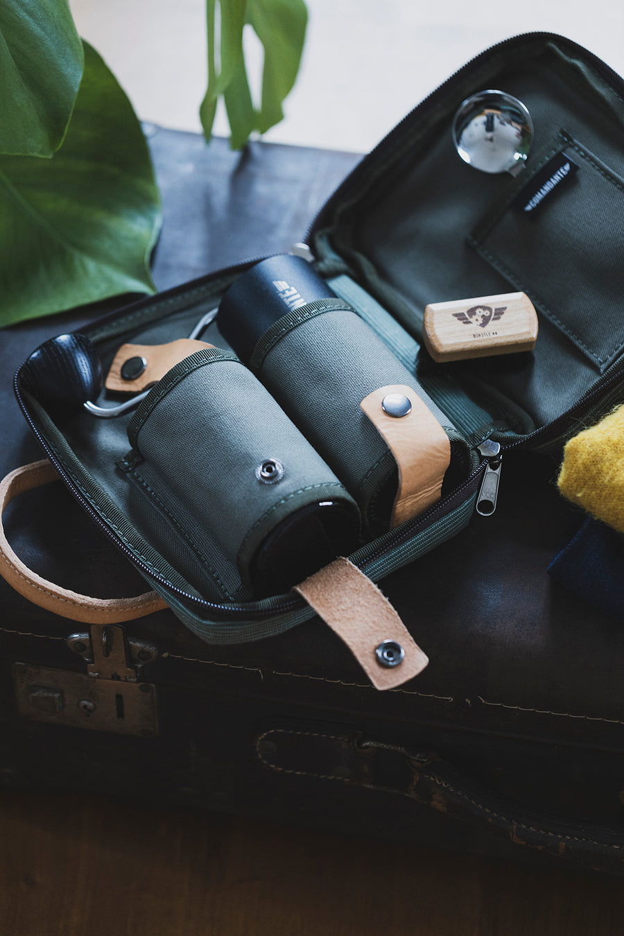 Comandante Travel Bag