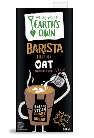 Earth's Own Oat Milk Barista Edition