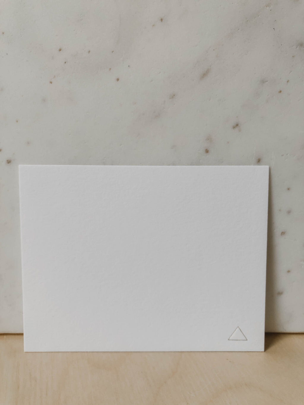 GEOMETRIC NOTECARD (4556805046375) (4570122846311) (4570140541031)