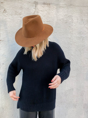ROSE RELAXED SWEATER
