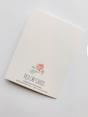 WILD PEONIES MOTHER'S DAY CARD