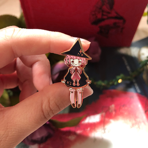 Dream Witch Pin