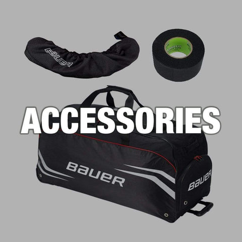 Ice Hockey Bags & Accessories