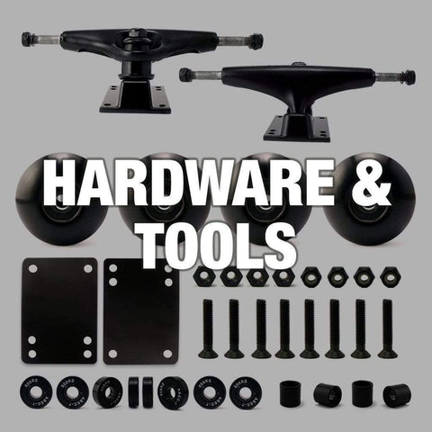 Skateboard Hardware, Accessories & Tools