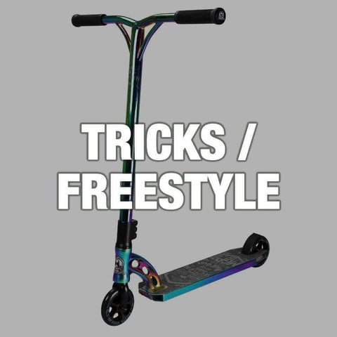 Tricks & Freestyle Scooters