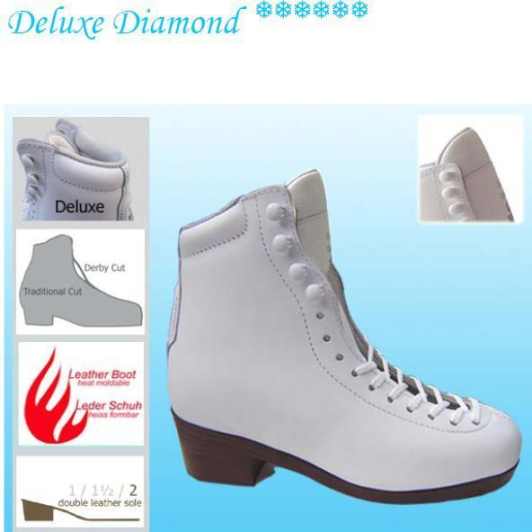 WIFA Diamond Deluxe Derby Boot - Bladeworx