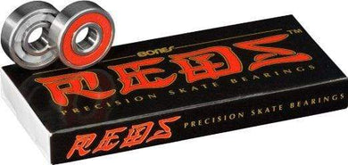 Bones Reds Bearings 8 Pack - Bladeworx