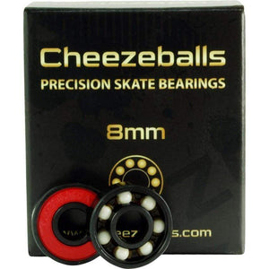 Cheezeballs Gouda Cermaic Bearings 16 Pack - Bladeworx
