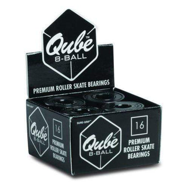 QUBE 8-Ball Bearings 16 Pack - Bladeworx