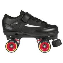 Load image into Gallery viewer, Bladeworx Chaya Ruby Hard Rollerskates