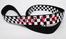 Load image into Gallery viewer, Bladeworx Checkers Strap 'n' Go Skate Leash : Patterns