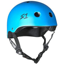 Load image into Gallery viewer, Bladeworx Cyan / Extra Small S-One Lifer Helmet Matte Colours