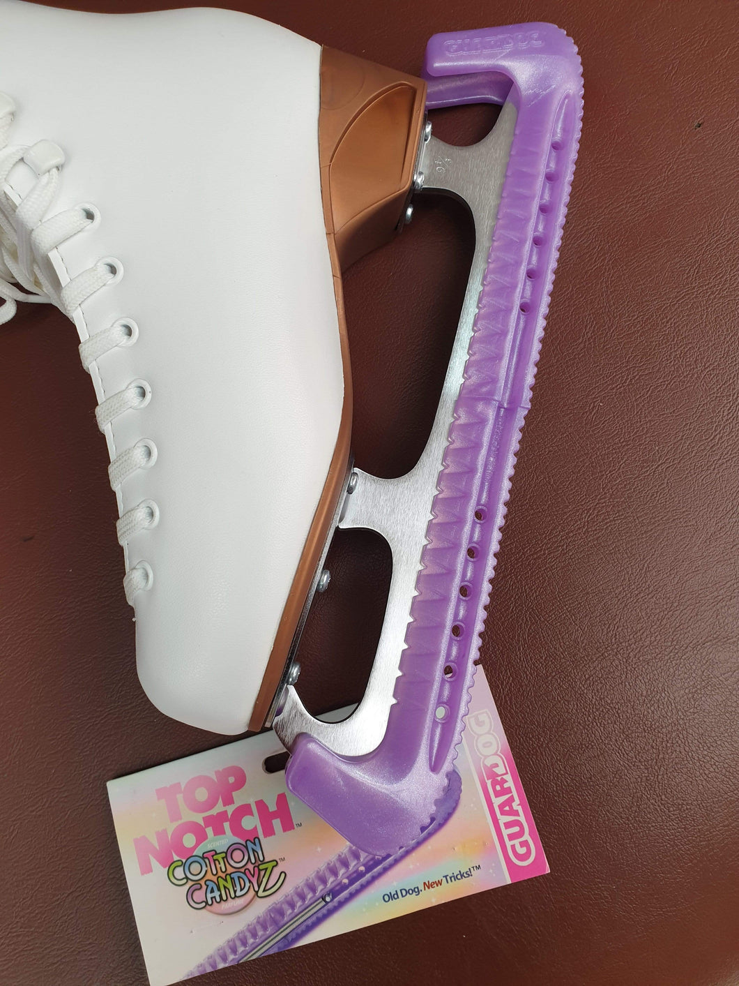 Top Notch Cotton Candy Hard Blade Guards - Scented - Bladeworx