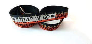 Bladeworx Fire Trail Strap 'n' Go Skate Leash : Patterns
