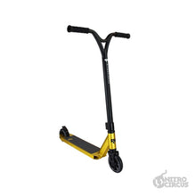 Load image into Gallery viewer, Bladeworx Gold/Matte Black Nitro Circus Ryan Williams REPLICA Scooter