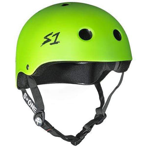 Bladeworx Green / Extra Small S-One Lifer Helmet Matte Colours