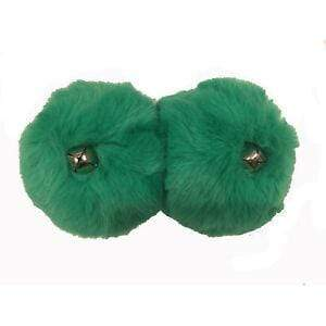 Bladeworx Green Sure-Grip Pom Poms : Assorted Colours
