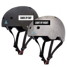 Load image into Gallery viewer, Bladeworx Helmet Dark Light / XS/S Triple 8 Dual Certified Helmet