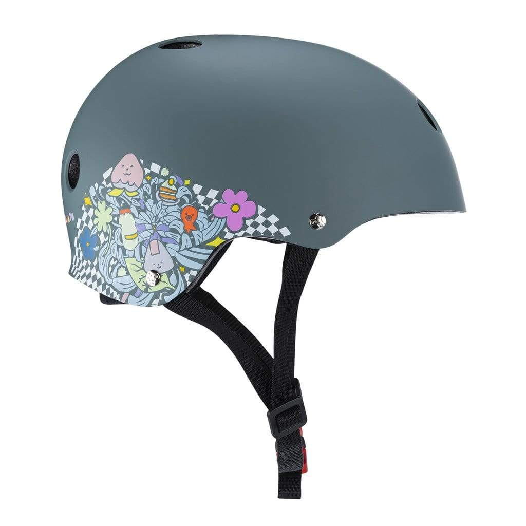 Bladeworx Helmet LIZZIE ARMANTO EDITION TRIPLE 8 THE CERTIFIED HELMET SS