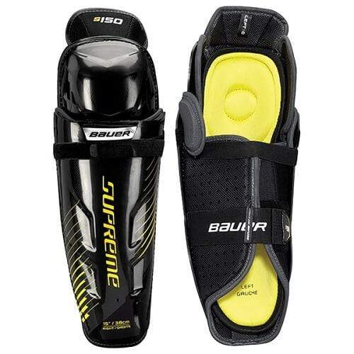 Bauer Supreme 150 Shin Guards - Bladeworx