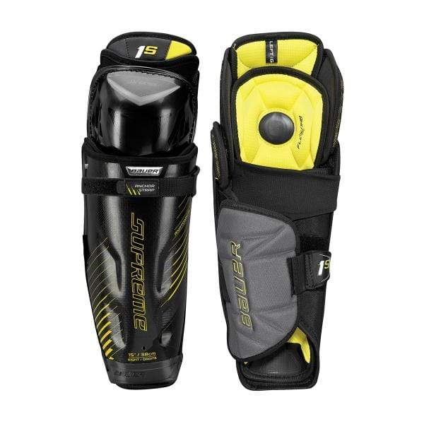 Bauer Supreme 1S Shin Guards - Bladeworx