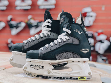 Mission Amp 7 Ice Hockey Skate - Bladeworx