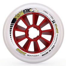 Load image into Gallery viewer, BONT Red Magic 110mm Inline Skate Wheel - Bladeworx