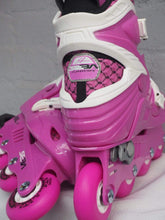 Load image into Gallery viewer, SEBA Junior Kids Adjustable Inline Skates - Pink - Bladeworx