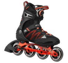 Load image into Gallery viewer, Bladeworx inline skates US10/UK9/EU43.5/28cm K2 F.I.T. 84 BOA red and black