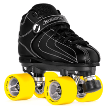 Load image into Gallery viewer, Bladeworx Jackson JR100 Rink Quad Skates