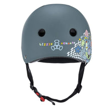 Load image into Gallery viewer, Bladeworx LIZZIE ARMANTO EDITION TRIPLE 8 THE CERTIFIED HELMET SS