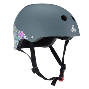 Bladeworx LIZZIE ARMANTO EDITION TRIPLE 8 THE CERTIFIED HELMET SS