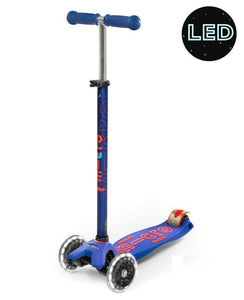 Micro Maxi Deluxe LED Scooter - Bladeworx