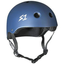 Load image into Gallery viewer, Bladeworx Navy / Extra Small S-One Lifer Helmet Matte Colours