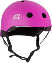 Load image into Gallery viewer, Bladeworx protective S-One Lifer Helmet Matte Colours