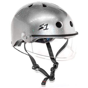 S-One Lifer Helmet w Visor - Bladeworx