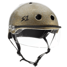 Load image into Gallery viewer, S-One Lifer Helmet w Visor - Bladeworx
